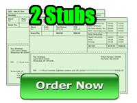 Order 2 Stubs